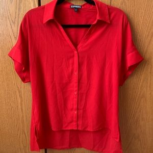 Express Collared Blouse